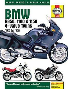 BMW-R850-1100-amp-1150-Service-and-Repair-Manual-by-NEW-Book-FREE-amp-FAST-Deli