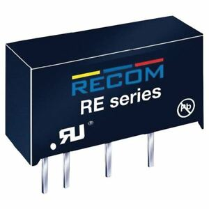 Recom-10000663-rp-2424s-DC-DC-Convertisseur-24V-in-24V-Out
