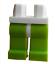 Lego-2-Stueck-limette-lime-Beine-mit-weisser-Huefte-fuer-Minifiguren-970c34-Neu Indexbild 1