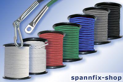 Seilendverschluss mit Simplex-H 6 mm