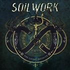 The Living Infinite [Digipak] by Soilwork (CD, Mar-2013, 2 Discs, Nuclear Blast)