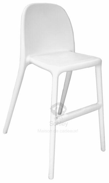 URBAN grün Kindersitz NEU Kinderstuhl IKEA weiß