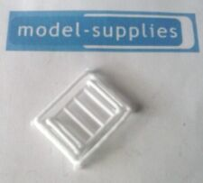 Triang Spot On reproduction white plastic roofrack Humber PA, Austin A60 etc