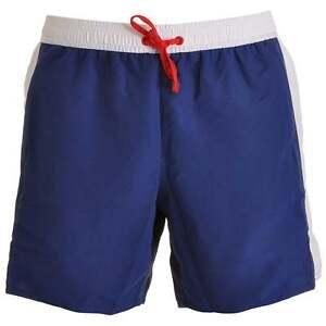 b6846690d9 EA7 Emporio Armani Men's Sea World Block Swim Shorts Navy Blue ...