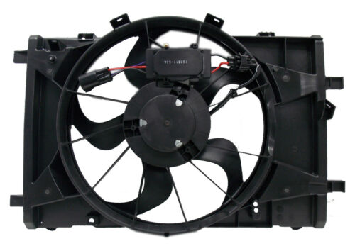 Radiator And Condenser Fan For Ford Mercury Fits Fusion Milan FO3115183