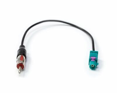 FAKRA 150 Ohm Antennenadapter auf DIN M