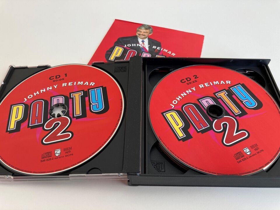 Johnny Reimar: Party 2, pop