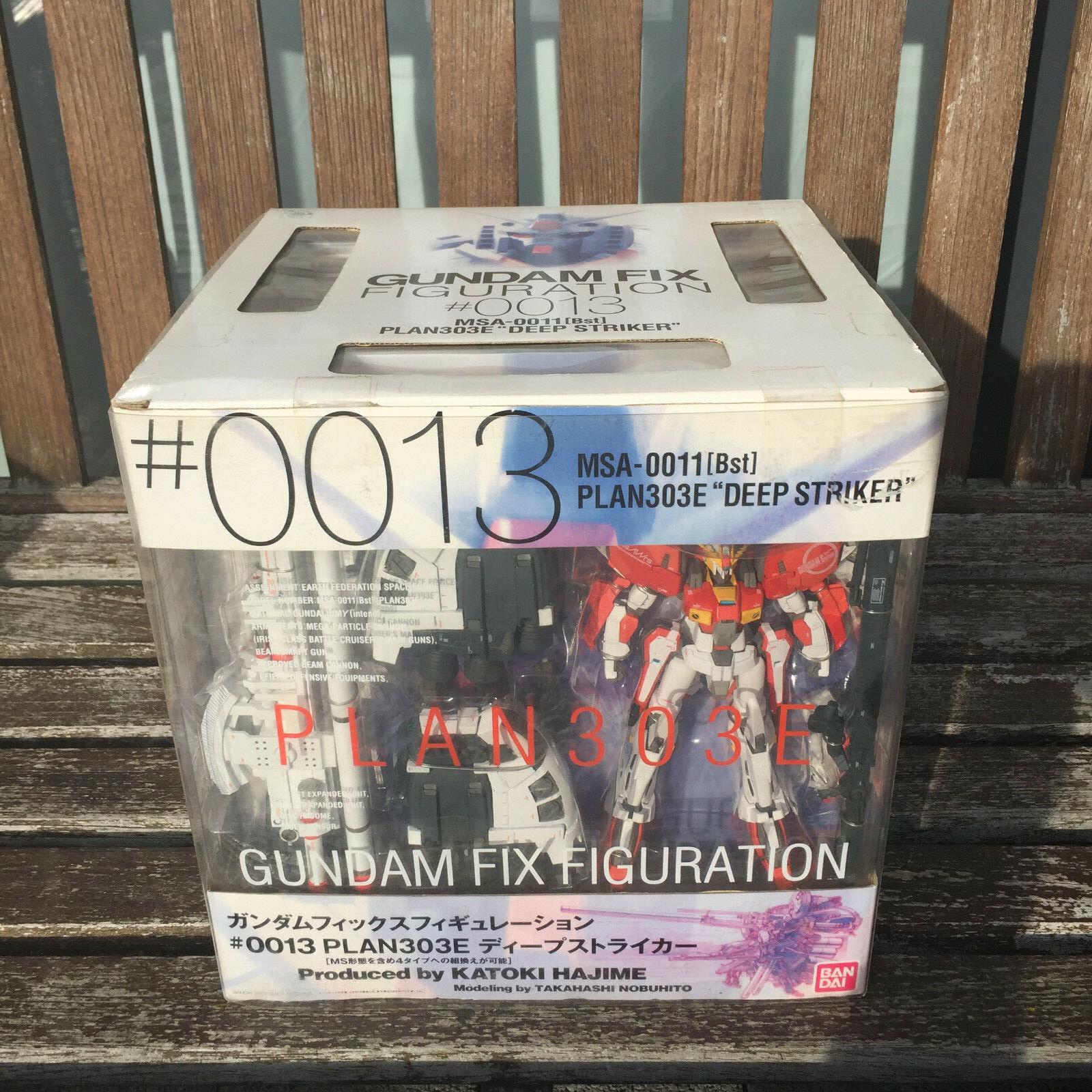 Bandai Gundam fixed Configuration 0013 plan 303e  Deep Striker