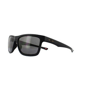 e6036e3327c02 Image is loading Oakley-Sunglasses-Holston-OO9334-08-Matte-Black-Prizm-