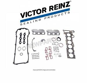 New Victor Reinz Head Gasket Set Bmw 11 12 0 141 055 Ebay