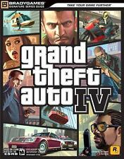 Grand Theft Auto IV by Rockstar Games Staff and Rockstar (2008, Paperback)