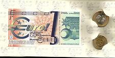 3 EURO- 1 EURO -0,50 EURO PROVA ITALIA in folder