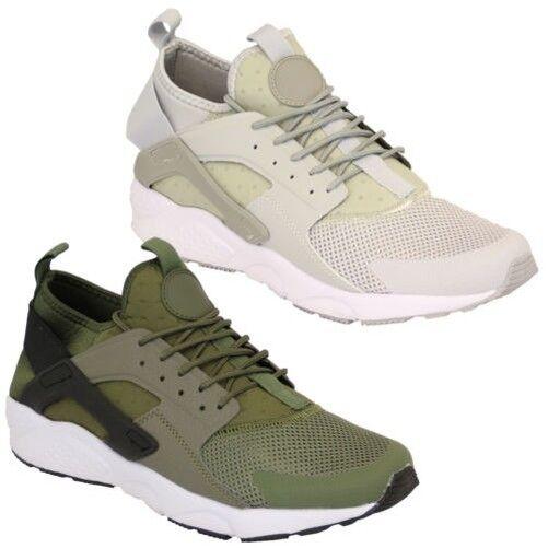 Zapatillas de Hombre Cordones Atletismo Informal Deportes Gimnasia Malla Moda Informal Atletismo c29dd8