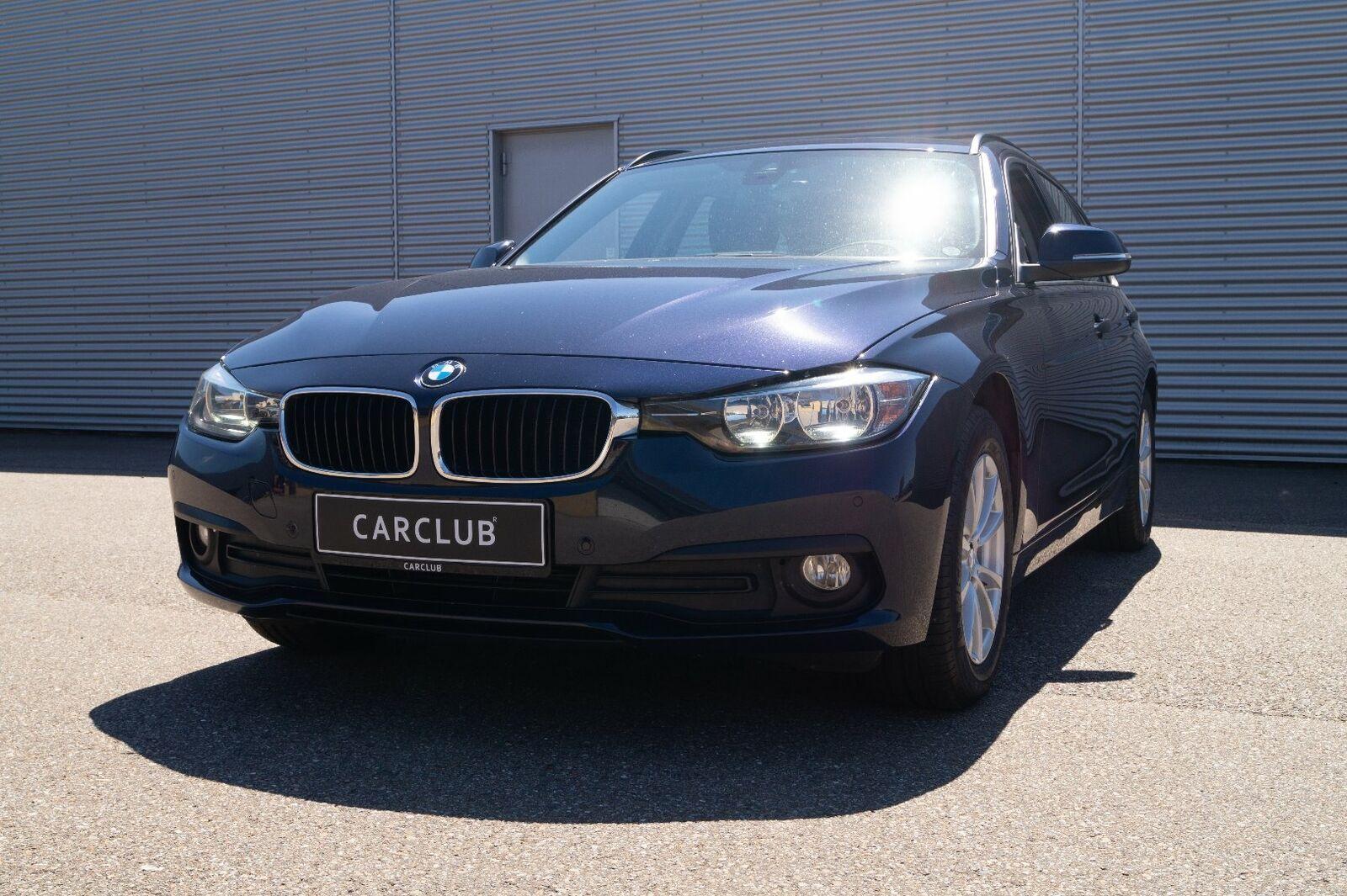 BMW 318d 2,0 Touring aut. 5d - 249.900 kr.