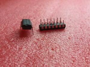 10X-MOTOROLA-MC74HCT14AN-LOGIC-GATE-HEX-INVERTER-HCT-CMOS-DIP-14PIN