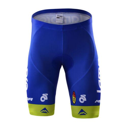 KJU306 Road Mens Bicycle MTB Cycling Short Sleeve Jersey and bib Shorts Lycr