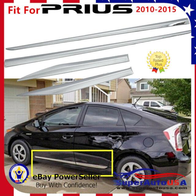 "TYGER Fits 09-16 Honda Pilot Body Side Molding Trim 5//8/"" Wide 4PC"