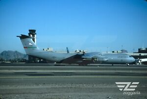 Original-slide-65-0277-Lockheed-C-141-U-S-Air-Force-USAF-1993