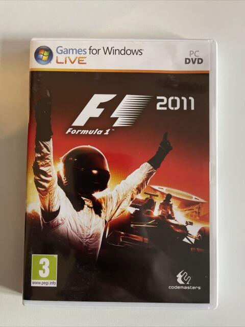 F1 2011 PC DVD Jeu