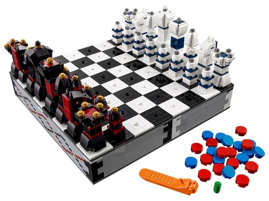 LEGO ® 40174  Iconic  Schachspiel 2017 NEU& OVP & Iconic Chess Set NEW