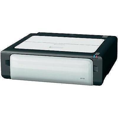 Ricoh SP 112 Laserdrucker mono schwarz weiß A4 Drucker USB