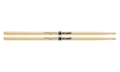 TX5AW Promark Hickory 5A Wood Tip Drumstick