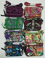 Vera Bradley All In One Crossbody & Wristlet Purse some Retired & Sold Out
