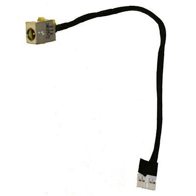 Original DC power  jack plug in cable for ACER ASPIRE V5-571P-6604 V5-571P-6609