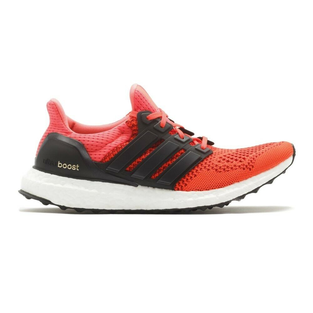 Adidas Ultra Boost 1.0 Solar Red Black B34050 7 Og Core Ultraboost 4d Kith Sns