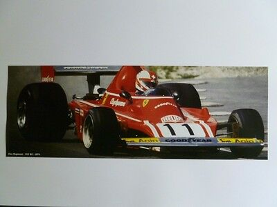 Poster RARE! 1990 Nissan GTP Race Car Print Awesome L@@K Picture