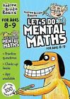 Let's Do Mental Maths for Ages 8-9 by Andrew Brodie (Paperback, 2013)