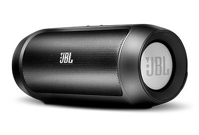 JBL CHARGE 2 Universal Bluetooth speaker with built-in Mic (BLACK)