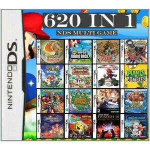 620-in-1-Multi-Game-Cartridge-Nintendo-DS-3DS-MultiCart