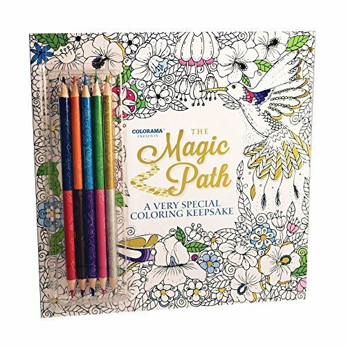 The Magic Path By Colorama 2015 Paperback