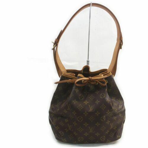 Louis Vuitton Shoulder Bag Petit Noe M42226 Browns