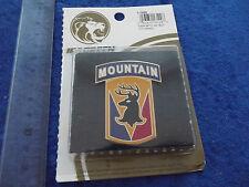 (A4-S008) CSIB, 86 Infantry Brigade Combat Team ID Badges