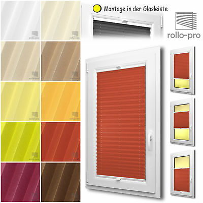 Home & Garden Generous Plissee Nach Maß Faltrollo Faltstore ►messa Alu-schiene Window Treatments & Hardware Weiß Plissees Jalousien Colours Are Striking