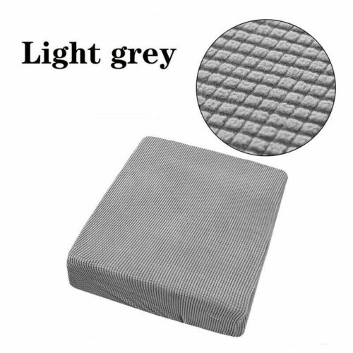 Replacement Sofa Seat Covers Fabric Stretch Anti Dust Cushion Cover Couch Comfy