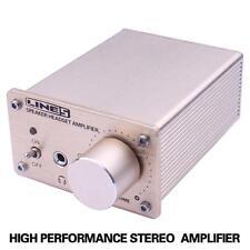 Computer preamplifier Stereo Headphone Amplifier Audio Headphone Splitter