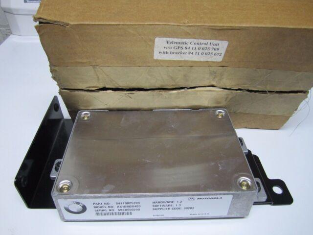 98-03 BMW 5-7-Series Telematic Control Unti w/o GPS Genuine NEW OEM 84110025709
