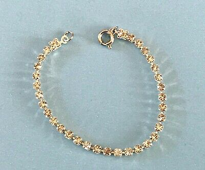 Vintage Rhinestone Doll Jewelry Necklace Madame Alexander Cissy Toni Miss Revlon