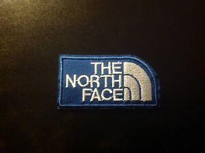 parche bordado north face