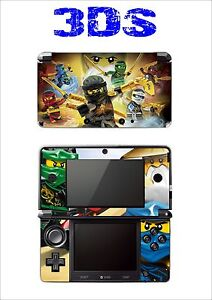 Lovely Image Is Loading Skin Deco Sticker Decal For Nintendo 3ds Ref
