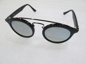 fc101f6db5 Ray-Ban RB4256 6253 B8 Gatsby Unisex Black Frame Gradient Mirrored ...