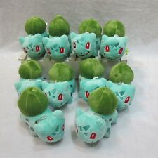 "3.5"" Pokemon Anime Bulbasaur Pokemon Stuff Animal Plush Collectible PKM #001"