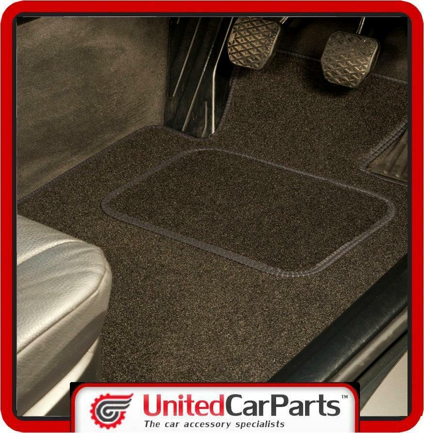 Volkswagen Jetta Tailored Car Mats (2011 On) Genuine United Car Parts (2439)