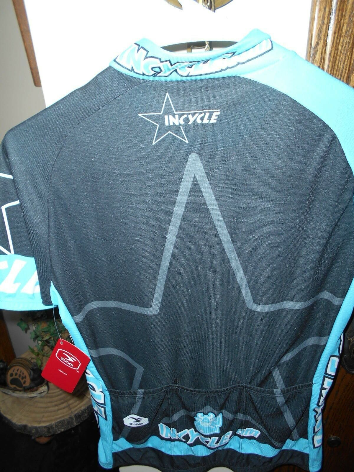 SUGOI INCYCLE Damenschuhe EVOLUTION SMALL JERSEY...NWT...SIZE SMALL EVOLUTION b6cac4