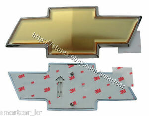 trunk tailgate bowtie emblem for 2007 2008 2009 2010. Black Bedroom Furniture Sets. Home Design Ideas