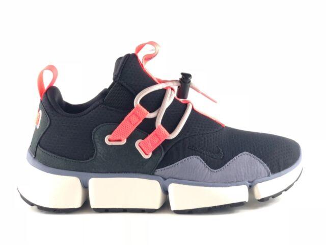 7f87e976d096 Nike NikeLab Pocketknife DM Mens Running Shoes Black 910571- 001 ...