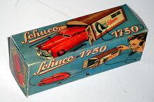 Reprobox für das Schuco Garagenauto 1750